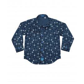 Рубашка в елочку